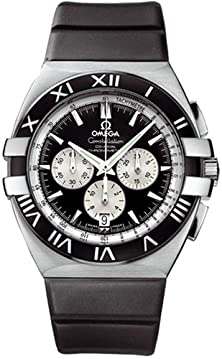 buy Omega Men'S 1819.51.91 Constellation Double Eagle Chronometer Chronograph Watch