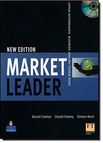 Market Leader Upper Intermediate Courseb