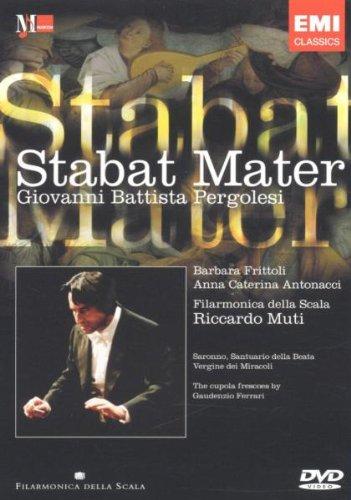Pergolesi - Stabat Mater (Muti, Frittoli) [DVD]