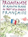 echange, troc Collectif - Promenade de Quentin Blake au pays de la poésie française