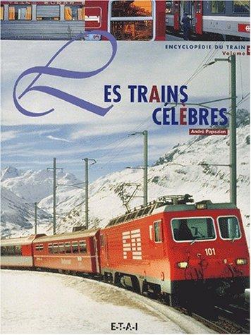 Les trains célèbres