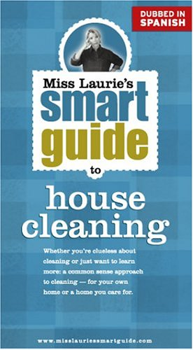 Miss Laurie's Smart Guide To House Cleaning (Dubbed in Spanish) [VHS]