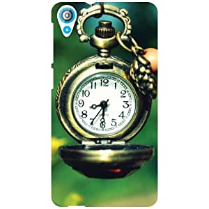 HTC Desire 820 - Tick Tock Matte Finish Phone Cover