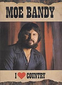 Moe Bandy I Love Country Cbs 450429 Amazon Com Music