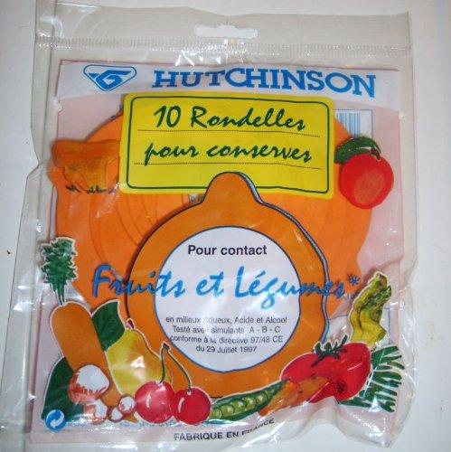 HUTCHINSON Joints 1 nez - JN197DS