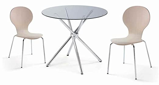 Round Simplicity Table Set