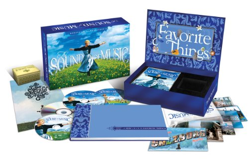 The Sound of Music (45th Anniversary Blu-ray/DVD Combo Limited Edition)
