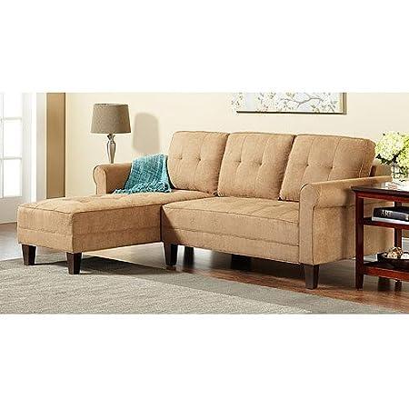 10 Spring Street Ashton Sectional Sofa, Sand