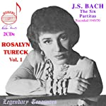 Rosalyn Tureck Vol.1