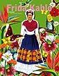 Frida Kahlo: Anziehpuppe/Ein Fest der Farben