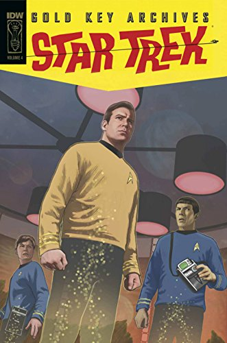 Star Trek: Gold Key Archives Volume 4
