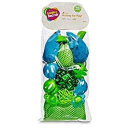 Leaps & Bounds Variety Pack Cat Toys, Pack of 12 Toys