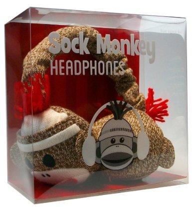 Westminister Sock Monkey Headphones