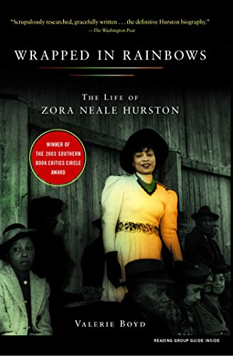 Wrapped in Rainbows: The Life of Zora Neale Hurston (Lisa Drew Books (Paperback))