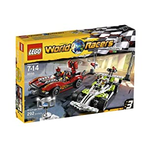 LEGO® World Racers Wreckage Road 8898