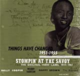 echange, troc Various - Stompin at the Savoy: Things Have Changed 51-55