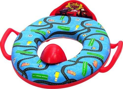 The First Years Disney Pixar Cars Soft Potty Seat, Colors May Vary