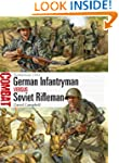 German Infantryman vs Soviet Rifleman...