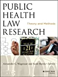 img - for Public Health Law Research: Theory and Methods book / textbook / text book
