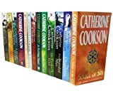 Catherine Cookson Collection 14 Books Set Pack (Ruthless Need, Obsession, Desert Crop, Lady On My Left, House Divided, Tinker's Girl, Colour Blind Riley, Upstart, Thursday Friend, Bonny Dawn, Solace Of Sin, Branded Man, Kate Hannigan's Girl) (Catherine Co