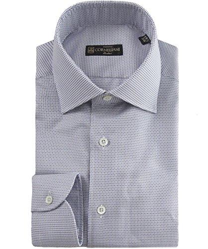 corneliani-slim-fit-camisa-tejido-de-textura-uk17-azul