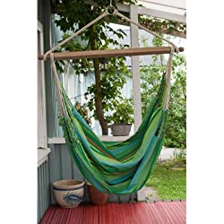 Hanging Hammock Chair - HAMACA Iguana Jungle