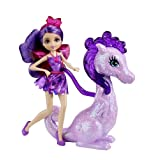 Barbie Princess Charm School Princess Assistant Purple Fairy And Dragon