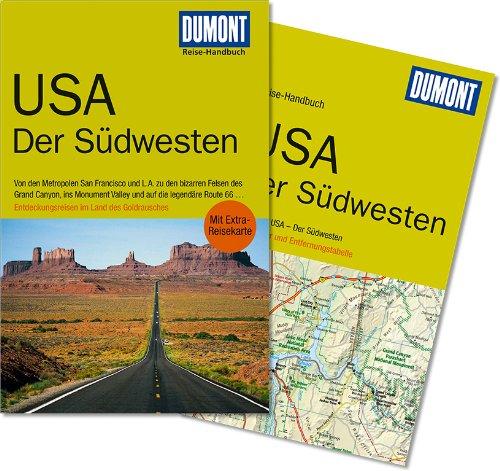 DuMont Reise-Handbuch Reiseführer USA-Südwesten