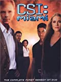 C.S.I: Crime Scene Investigation -Miami - Complete First Season [DVD] [Region 1] [US Import] [NTSC]