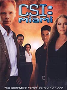 CSI: Miami: The Complete First Season [Import]