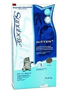 Sanabelle Kitten Katzenfutter, 1er Pack (1 x 10 kg)