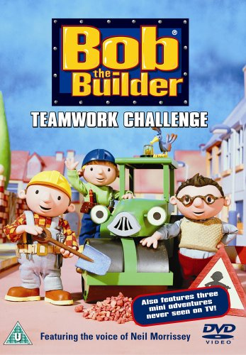 Bob The Builder - Teamwork Challenge [DVD] [1999]