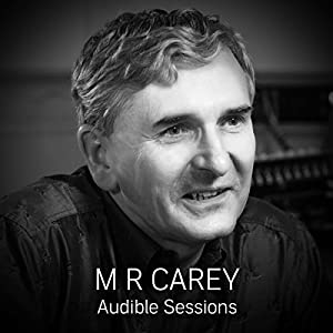 FREE: Audible Interview with M R Carey Speech