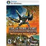 Supreme Commander: Forged Alliance [Download] by Nordic Games - PC Download - SRB Rating: Everyone 10+