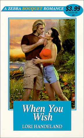 Image of When You Wish (Zebra Bouquet Romances)