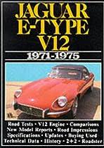 Jaguar E Type V12 1971-75 Road Test Book (Brooklands Books Road Tests Series)