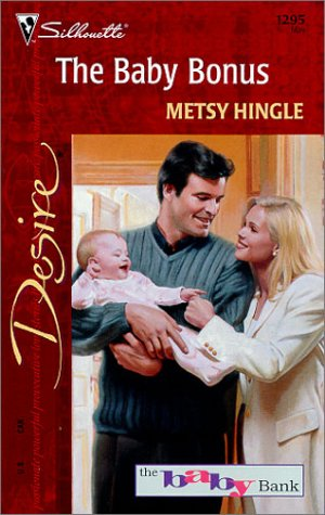 Image for Baby Bonus (The Baby Bank) (Desire, 1295)