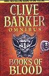 Books of Blood Omnibus Volumes 1-3