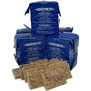 Datrex 3600 Calorie Food Bars