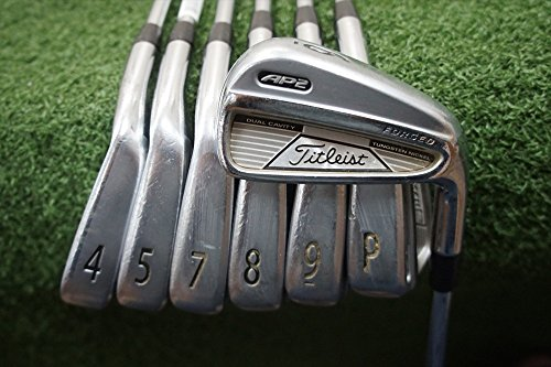 Titleist Ap2 Right-Handed Iron Set Steel Regular (Titleist Ap2 Irons compare prices)