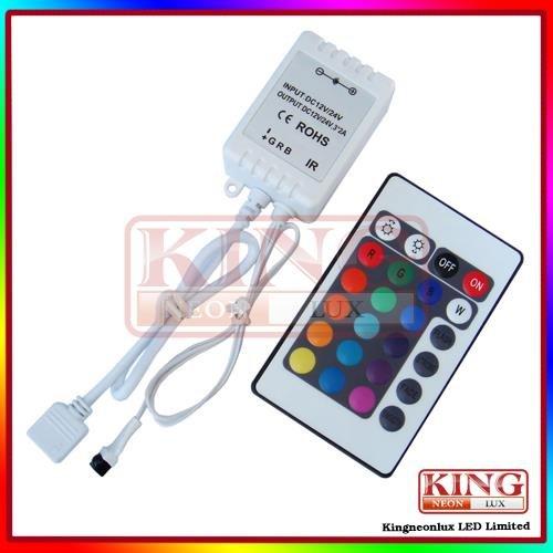 Rgb Led Controller For Led Strip 5050 12V Dc