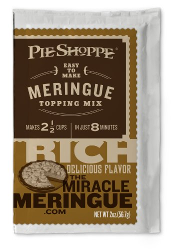 Meringue Topping Mix, 2oz Pouch