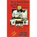 Chefs Live! How To Gourmet Cooking - Just Desserts [VHS] by