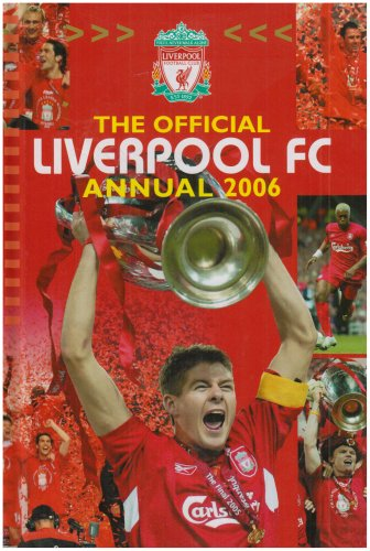 The Official Liverpool FC Annual