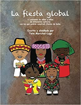 La fiesta global: 12 patrones de niños y niñas de diferentes