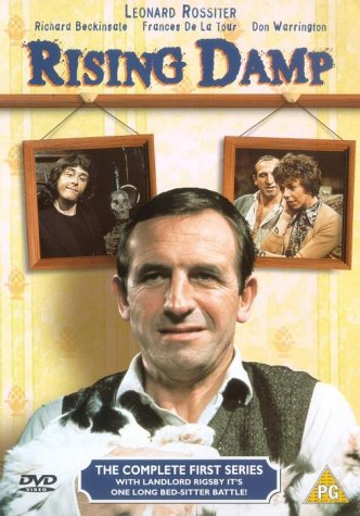 Rising Damp – Complete Series 1 [DVD] [1974]