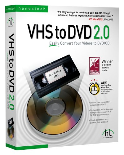 VHS to DVD 2 (PC) Standard Edition
