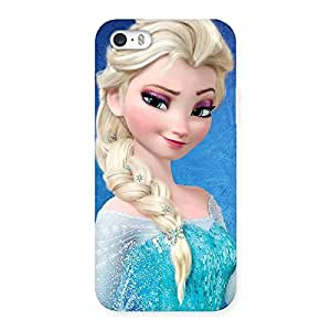 Impressive Winky Angel Back Case Cover for iPhone 5 5S