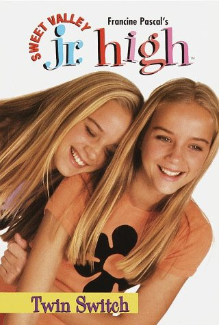 Twin Switch (Sweet Valley Jr. High(TM)), FRANCINE PASCAL