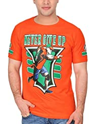 Attitude John Cena Never Give Up T-shirt …